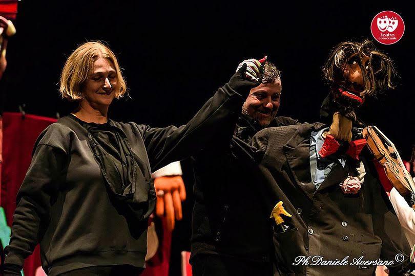 Teatrino dell'Es di Vittorio Zanella e Rita Pasqualini